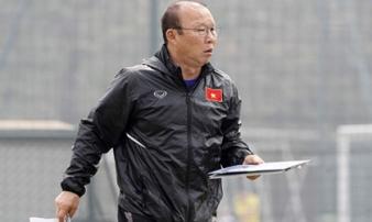 Chính thức: HLV Park Hang-seo loại 5 cầu thủ U23 Việt Nam