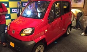 Lại phát thèm với mẫu ô tô 88 triệu của Ấn Độ