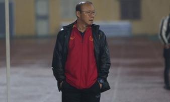 Vòng loại U23 châu Á: 'U23 Viêt Nam có thầy Park thì lo gì'