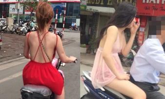 1001 kiểu thời trang chào hè của các bóng hồng khiến dân tình 'đỏ mặt'