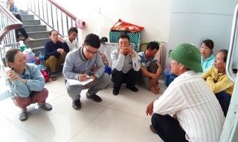 Lời kể của ngư dân Quảng Bình về vụ ngạt khí hầm cá suýt chết