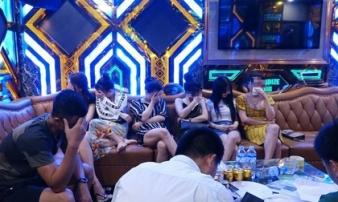 'Động' ma túy núp bóng karaoke ở Quảng Bình bị xử phạt 32 triệu đồng
