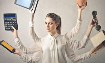 5 điều cần lưu ý khi làm nhiều việc cùng lúc