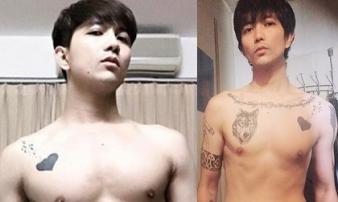 Hình ảnh ca sĩ Tim sụt 18kg vì trầm cảm, chán ăn sau ly hôn Trương Quỳnh Anh
