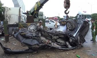 Lời kể của nhân chứng vụ tai nạn thảm khốc ở Tây Ninh