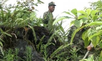Tìm thấy thi thể bà cụ 80 tuổi sau 4 ngày đi lạc trong rừng ở Lào Cai