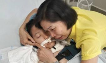 Sau 1 năm hiến giác mạc con, mẹ bé Vân Nhi vẫn đau đáu về mong ước còn dang dở