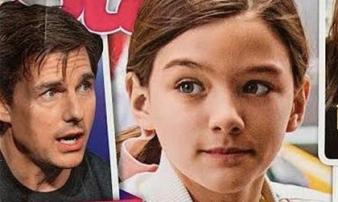 Tin tức chấn động nhất hôm nay: Katie thú nhận Suri không phải là con ruột của Tom Cruise