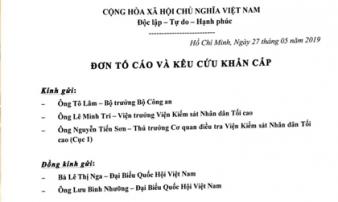 Xuất hiện đơn của 3 người con tố ngược chồng đại gia Tư Hường