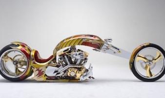 Top 5 mẫu xe mô tô đắt nhất hành tinh mà bất kỳ ai cũng muốn sở hữu