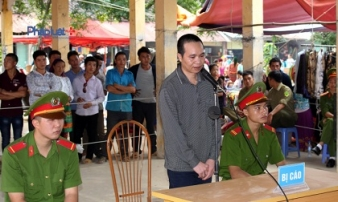 """Hà Giang: 7 năm tù cho kẻ buôn bán """"cái chết trắng"""""""