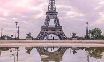 Những điểm sống ảo lung linh nhất Paris ít người biết đến