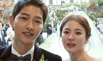 Song Joong Ki đệ đơn ly hôn Song Hye Kyo sau 2 năm đám cưới