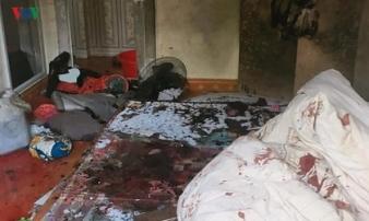 Mâu thuẫn tình cảm dẫn đến vụ đốt nhà làm 5 người thương vong