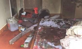 Vụ 5 người bị thiêu sống: Người tình vừa sinh con nghi phạm đã ghen với trai trẻ