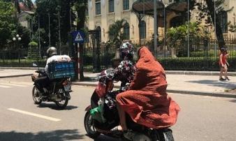 Thời tiết 3 ngày tới, Hà Nội bao giờ hết nắng nóng?