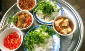 Những quán ăn 'định danh' thương hiệu ẩm thực Hà Nội