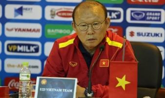 HLV Park Hang Seo hoãn đàm phán hợp đồng với VFF
