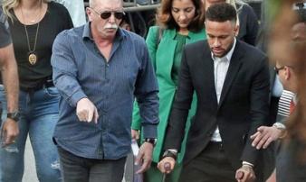 NÓNG: Cảnh sát gia hạn điều tra, Neymar nguy cơ ngồi tù vì tội cưỡng hiếp