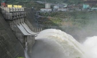 Quảng Nam: Động đất lớn kèm theo tiếng nổ ở thủy điện Sông Tranh 2