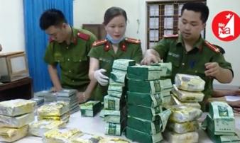 Hành trình truy bắt nhóm buôn 40kg ma túy từ Lào về Việt Nam