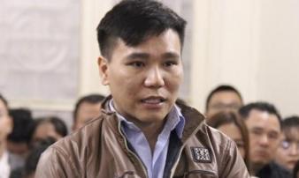 Ca sĩ Châu Việt Cường được giảm án còn 11 năm tù