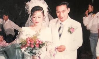 Đám cưới xa hoa năm 1994 ở Hải Phòng: Rich Kid nên duyên với hot girl đời đầu là đây?