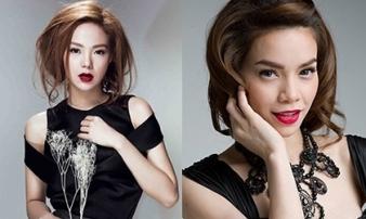 Hồ Ngọc Hà lần đầu lên tiếng về tin đồn chèn ép khiến Minh Hằng bỏ The Face 2017