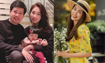 Sao Việt lánh showbiz, sống bình yên bên đại gia sau đám cưới