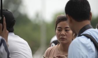 Thực nghiệm vụ container tông Innova trên cao tốc: 'Tôi buồn vì chồng không ra hiện trường'