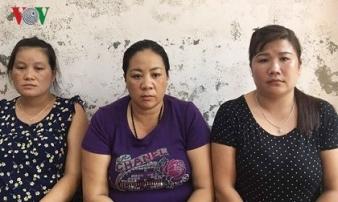 Khởi tố 3 đối tượng buôn bán phụ nữ sang Trung Quốc