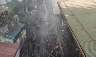 Vụ cháy kho Công ty Rạng Đông: Trưng cầu điều tra mức độ ô nhiễm