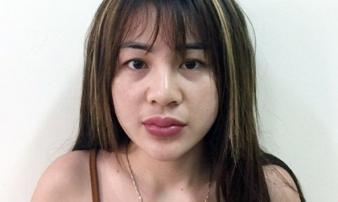 Điều hành đường dây bán dâm qua Zalo, một thiếu nữ bị bắt