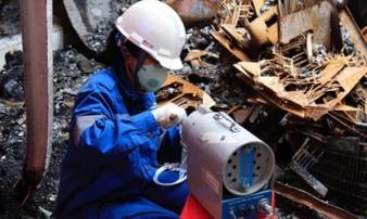 Vụ cháy Rạng Đông: Hà Nội lại 'không phát hiện thủy ngân trong không khí'