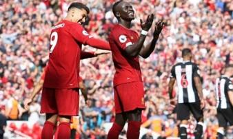 Mane tỏa sáng giúp Liverpool duy trì mạch toàn thắng
