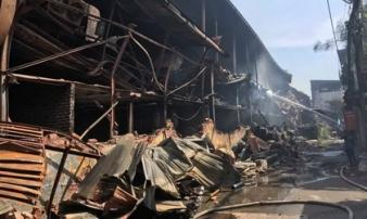 Viện Khoa học hình sự kết luận nguyên nhân vụ cháy Công ty Rạng Đông