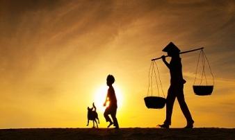 Người mẹ nên tích 2 loại công đức sau để con cái một đời quý hiển