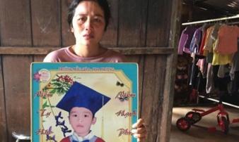 Bình Phước: Bé trai mất tích nghi bị nước cuốn trôi