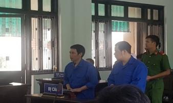 Hai bị cáo lĩnh 25 năm tù vì vận chuyển 168kg chất nổ