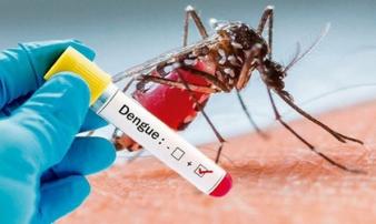 Bé gái 10 tuổi tử vong do sốt xuất huyết