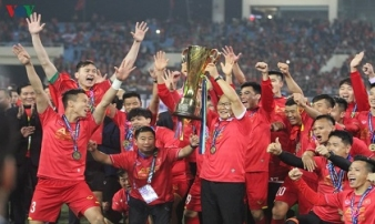 HLV Park Hang Seo chạm 1 tay vào giải HLV xuất sắc nhất Đông Nam Á