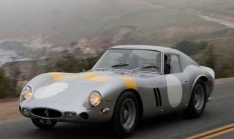 5 siêu xe huyền thoại đáng để sở hữu, Ferrari chiếm đến 2 vị trí