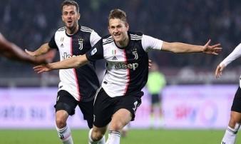 Lukaku và De Ligt lập đại công, Inter Milan và Juventus cùng thắng trận