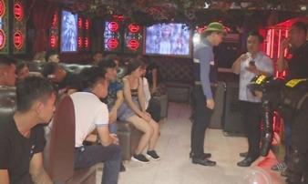 Vụ gần 100 đối tượng 'phê' ma túy trong quán bar: Bắt khẩn cấp 2 đối tượng