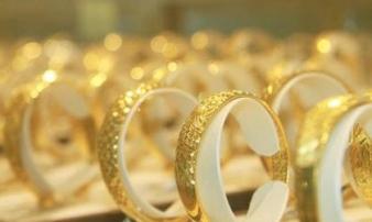 Giá vàng hôm nay 14/1: Vàng tiếp tục giảm mỗi lượng gần nửa triệu đồng