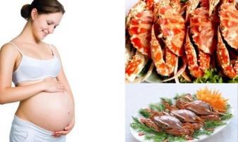 3 loại hải sản mẹ bầu ăn càng nhiều càng đẹp da, con sinh ra cao lớn khỏe mạnh