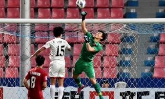 Trận đấu cuối của U23 Việt Nam tại giải châu Á