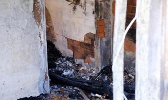 Ám ảnh hiện trường vụ cháy thương tâm khiến 5 người trong gia đình tử vong ngày cận Tết