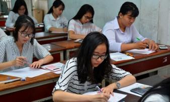 Bộ GD-ĐT công bố thông tin mới nhất về tuyển sinh ĐH 2020