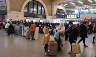 Trung Quốc cấm 11 triệu dân rời khỏi 'ổ dịch' Vũ Hán